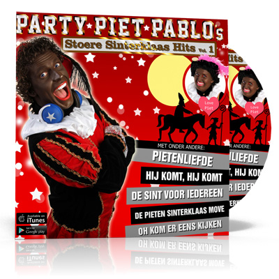 Party Piet Pablo's Stoere Sinterklaas Hits vol. 1