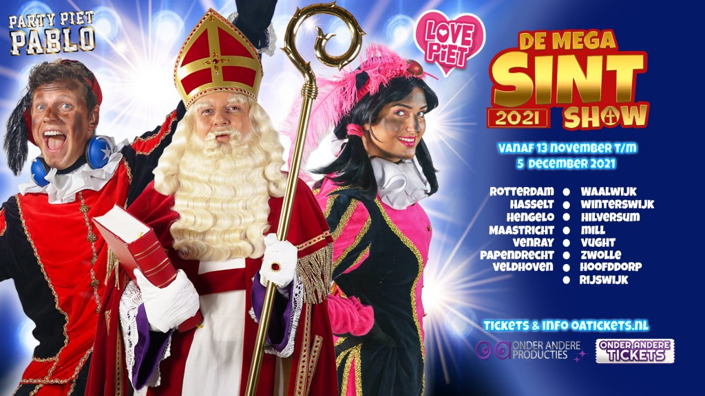 2021 - Thumb foto Mega Sint Show Promo